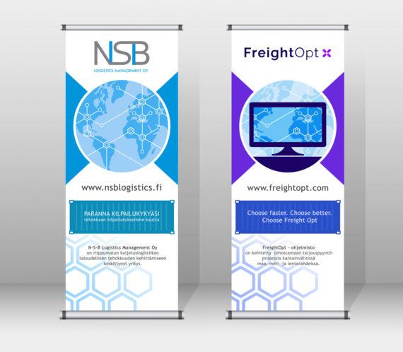 N-B-S Logistics standi
