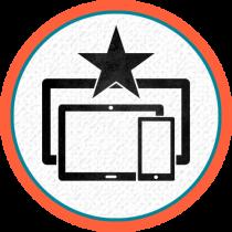 synkronointi icon