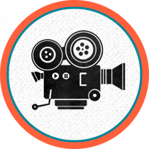video ja valokuvaus icon