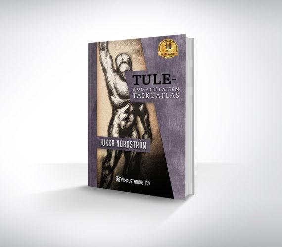 Jukka Nordström TULE -kirjan kansi