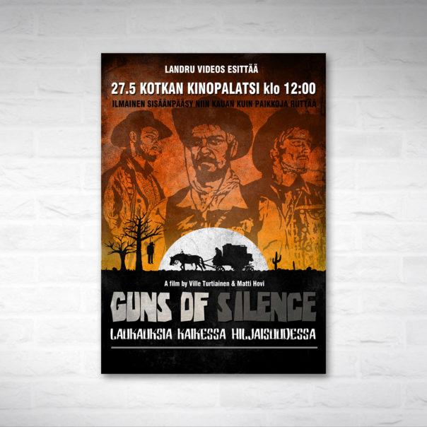 Guns of Silence juliste 2