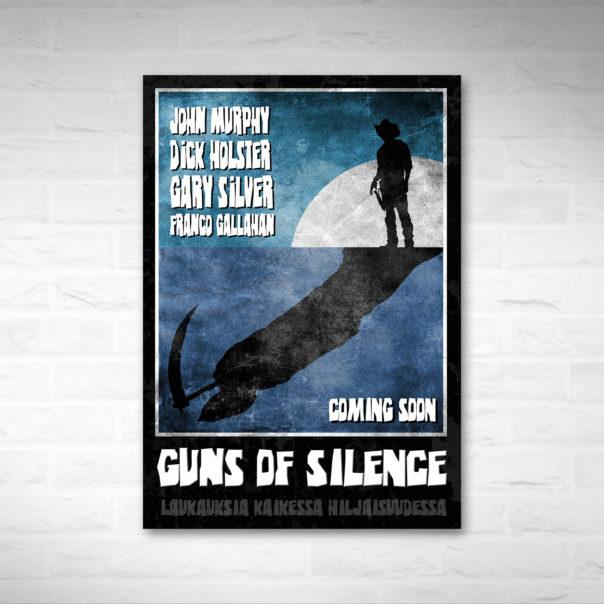 Guns of Silence juliste