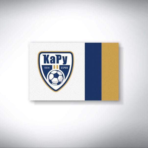 KaPy jalkapalloseuran logo