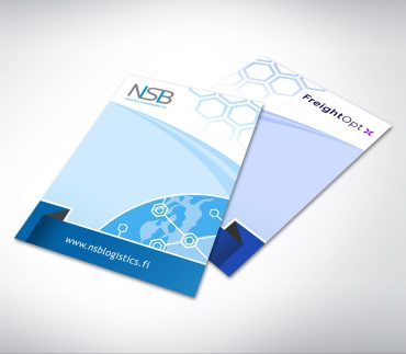 NSB-Logistics flyeri