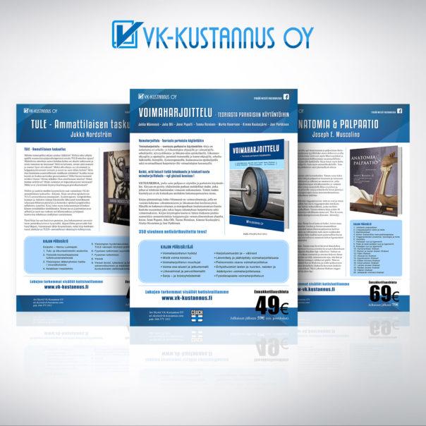 VK-Kustannus esitteet 1