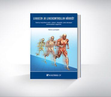 Hannu Luomajoen Liikkeen ja liikekontrollin häiriöt -kirjan kansi